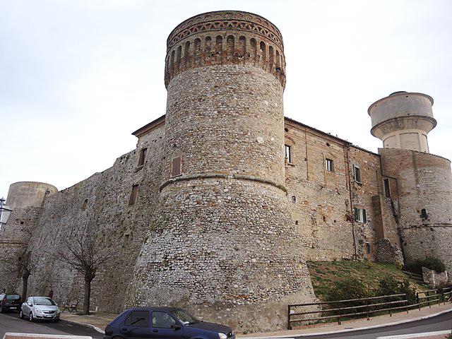 Monteodorisio-castello