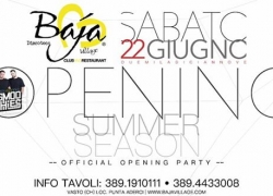 Baja Village •• Official OPENING Party