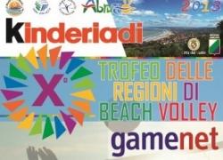 Si avvicina il Trofeo delle regioni di Beach Volley U18