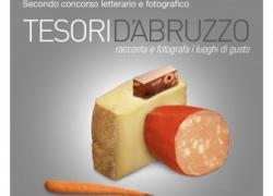 """Partecipa al concorso """"Tesori d'Abruzzo – Luoghi di Gusto"""""""