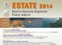 Ecco il Calendario Eventi Estate 2014 di Punta Aderci – Vasto