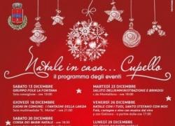 """""""Natale in casa… Cupello"""": il programma degli eventi"""