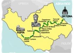 Il Gambero Rosso racconta il Cammino di San Tommaso, da Ortona a Roma
