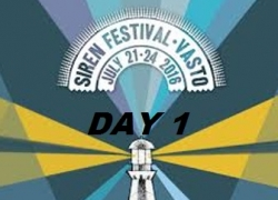 Diario del Siren Festival: Day 1