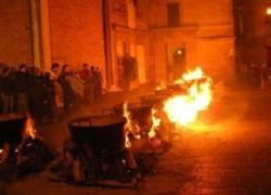 A Pollutri la festa di San Nicola con pane, vino e fave lessate