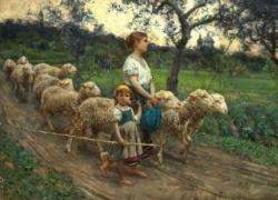 Anche opere di Michetti e Palizzi in mostra al Museo Barbella