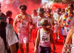 "Vasto Marina. Torna ""Paint My Run"", una corsa divertente e colorata"
