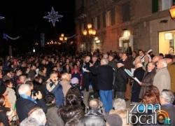 Musici, cantori e spettatori per  la Pasquetta amata dai vastesi