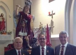 San Michele arcangelo: anche a Perth la processione