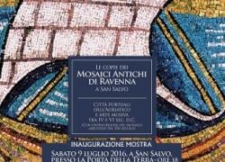 A San Salvo arrivano i Mosaici di Ravenna. Un'occasione unica!