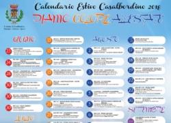 Casalbordino. Ecco il calendario completo Eventi Estate 2018
