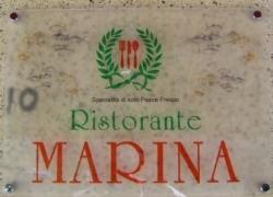 Il Ristorante Marina: 25 anni di accoglienza e ottima cucina, la tua seconda casa