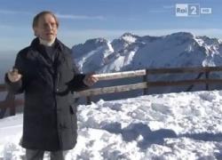 Il programma TV SERENO VARIABILE visita e racconta le nostre montagne d'ABRUZZO!