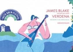Torna il Vasto Siren Festival, dal 23 al 26 luglio 2015 con James Blake e Verdena