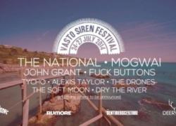 Siren Festival, altri grandi nomi: oltre i The National, ci saranno Fuck Buttons e Tycho