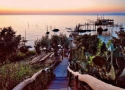 Anche il Trabocco Cungarelle tra 10 ristoranti sul mare più belli del Mondo